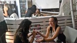 manicure e make up artist all'opera